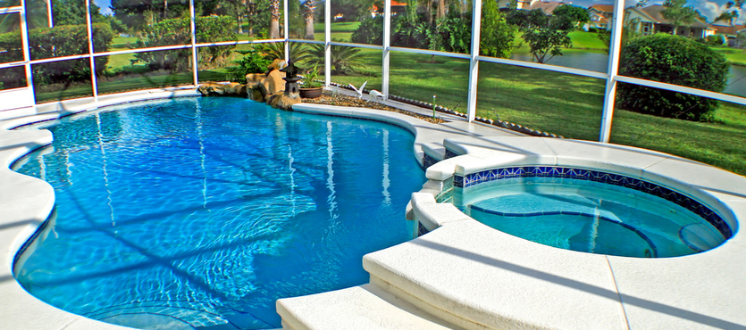 Common Causes of Pool Leaks in Fiberglass, Vinyl & Concrete Pools